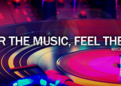 Feel The Beat Facebook Timeline Cover