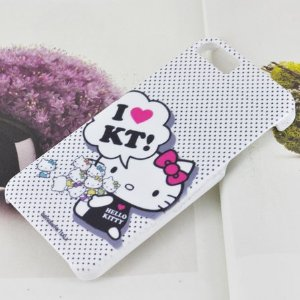 I love Hello Kitty iPhone 5 case