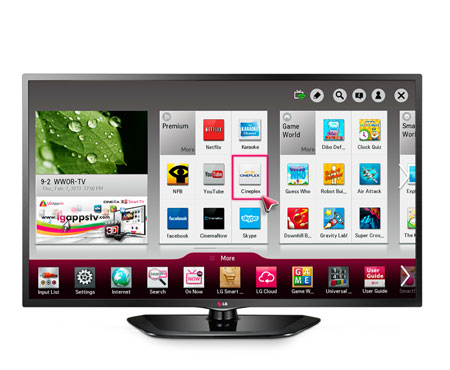 lg 55ln5700 smart tv features pros cons and price. Black Bedroom Furniture Sets. Home Design Ideas