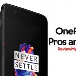 One Plus 5 pros and cons