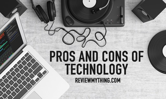 technology pros and cons debate