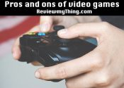 video games pros and cons
